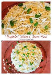 Buffalo Chicken Cheese Ball   https://dadwhats4dinner.com