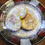 Cinnamon Roll French Toast combines two breakfast favorites in one sensational dish. Sweet cinnamon rolls transformed into a tasty French toast.