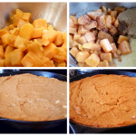 Sweet Potato Skillet Souffle