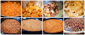 Sweet Potato Skillet Souffle