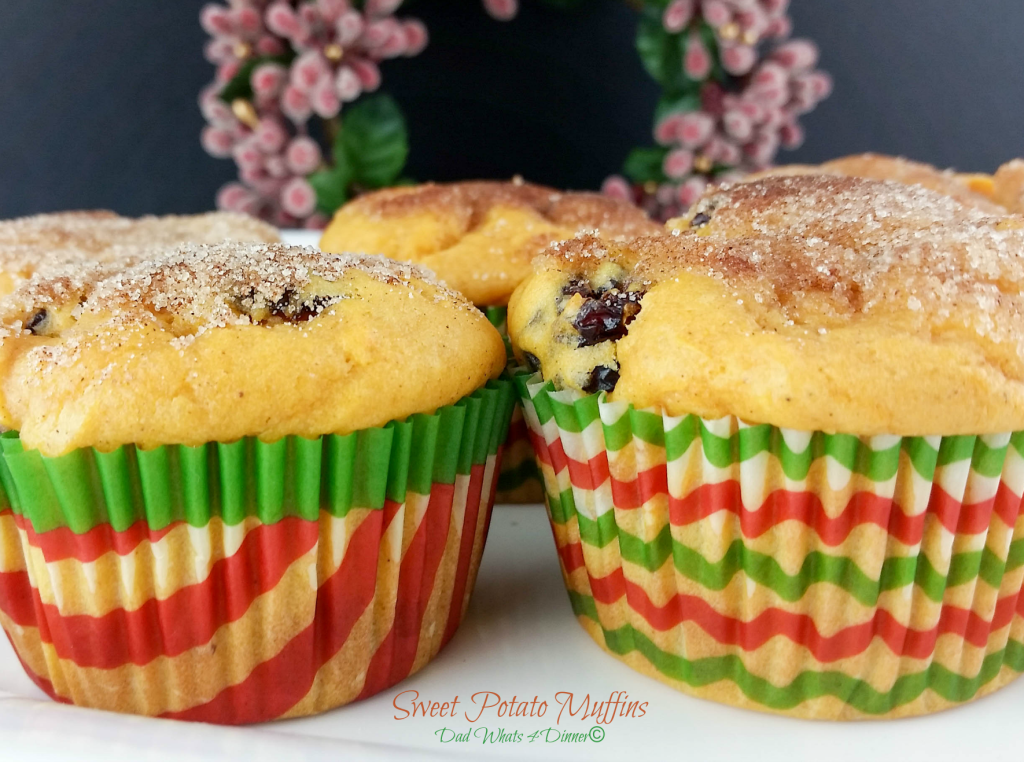 These Sweet Potato Muffins are a great addition to your busy holiday season. Perfect for Thanksgiving, Black Friday or Christmas Brunch.