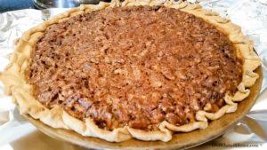 Chocolate Pecan Pie | dadwhats4dinner.com