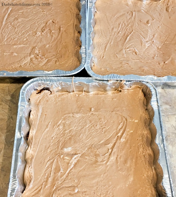 Tea Time Fudge combines a few of my favorite things. Peanut Butter, Chocolate and Biscoff Cookies to make a melt in your mouth one of a kind fudge.