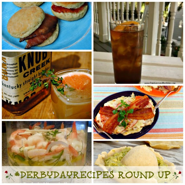 #DERBYDAYRECIPES ROUND UP www.dadwhats4dinner.com