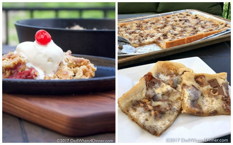 Your family will love these two Unexpected Desserts Made on the Grill made with simple everyday ingredients. Take your grilling to a new level!